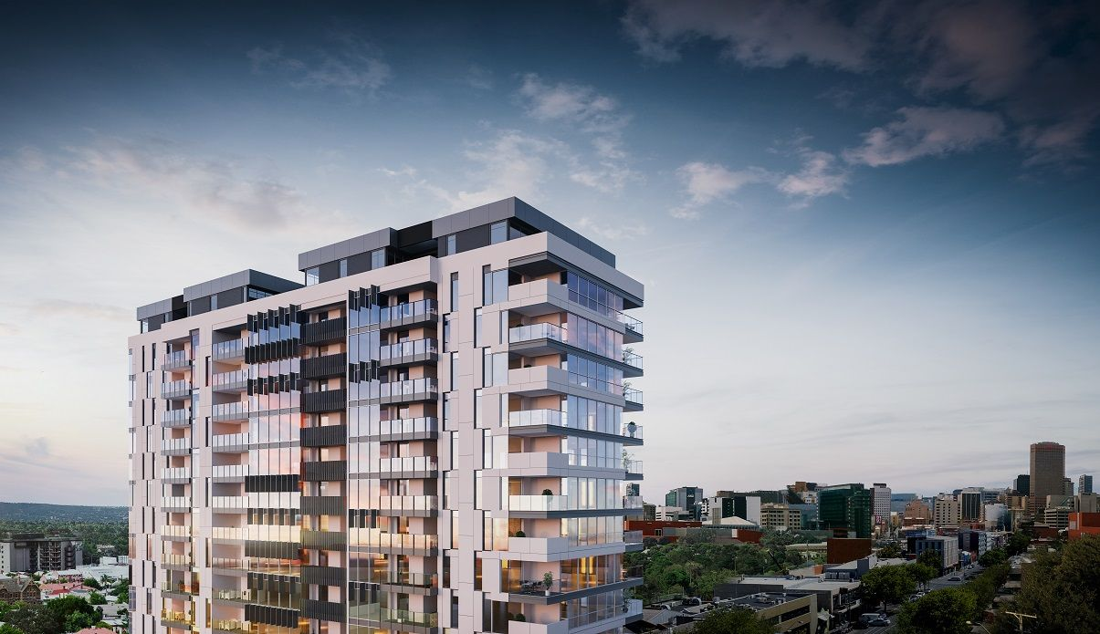 Adelaide Off the plan apartment